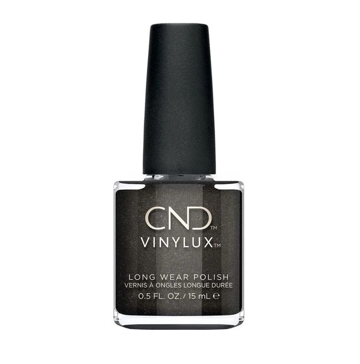 CND VINYLUX 334 POWERFUL HEMATITE 15 ML