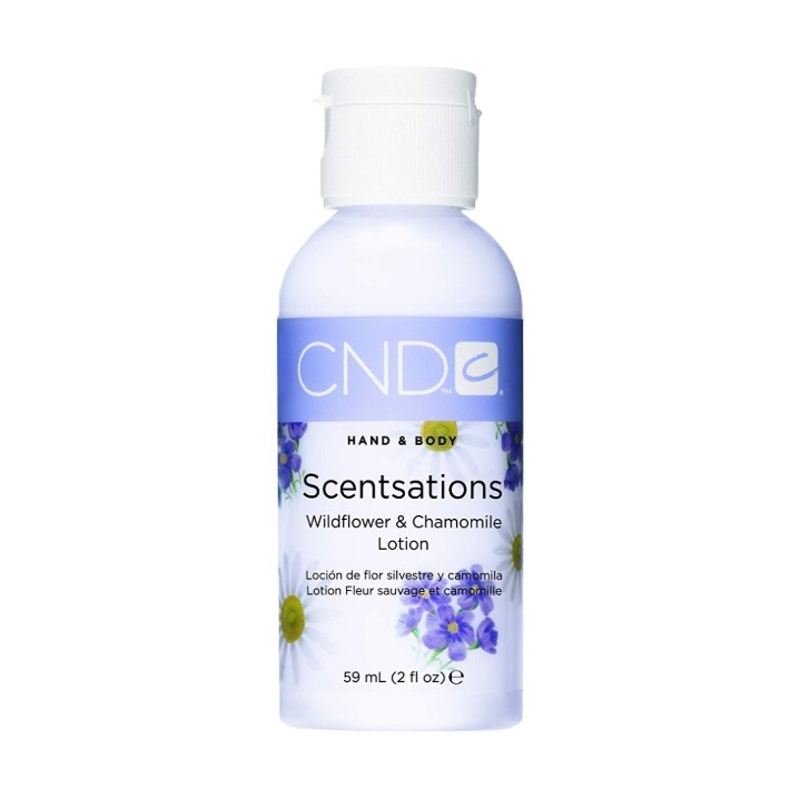 CND SCENTSATIONS WILDFLOWER & CHAMOMILE 59 ML