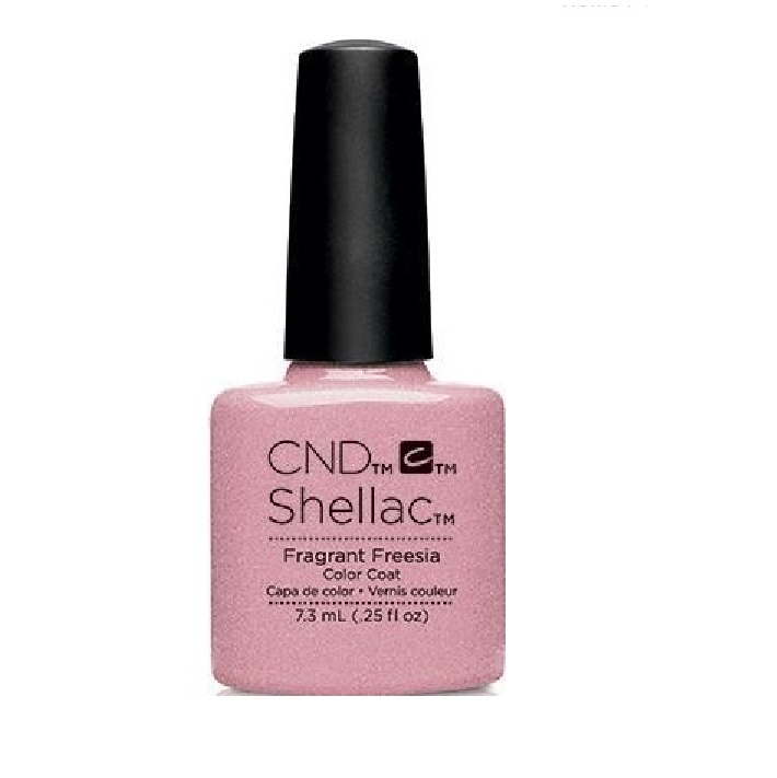 CND SHELLAC FRAGANT FRESSIA 7.3 ML