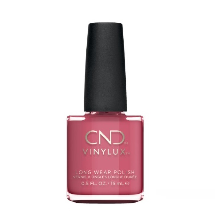 CND VINYLUX 207 IRREVERENT ROSE
