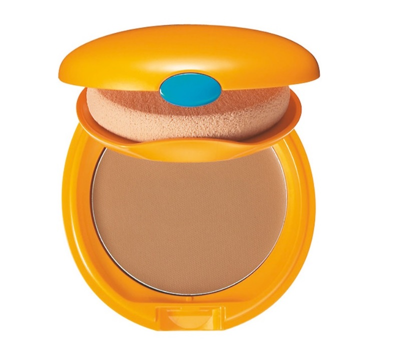 SHISEIDO TANNING COMPACT FOUNDATION SPF 6 COLOR HONEY
