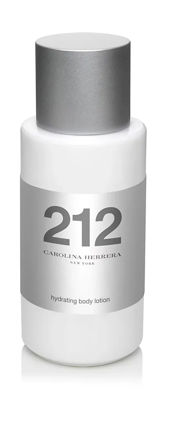 CAROLINA HERRERA 212 BODY LOCION 200 ML SC***