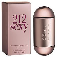 CAROLINA HERRERA 212 SEXY WOMAN EDP 60 ML VP.