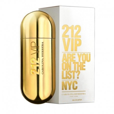 CAROLINA HERRERA 212 VIP EDP 80 ML VP.