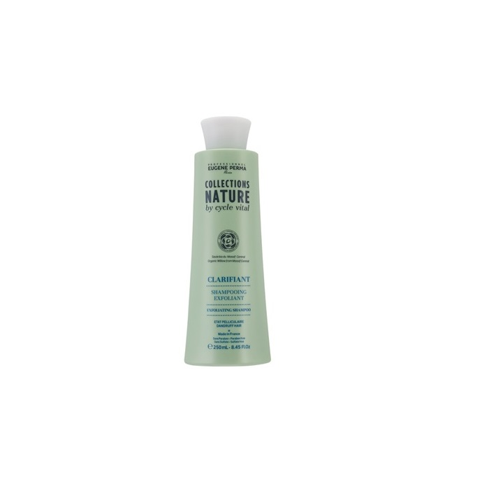 EUGENE PERMA COLLECTIONS NATURE BY CICLE CHAMPU SECO TONOS CLAROS 200ML