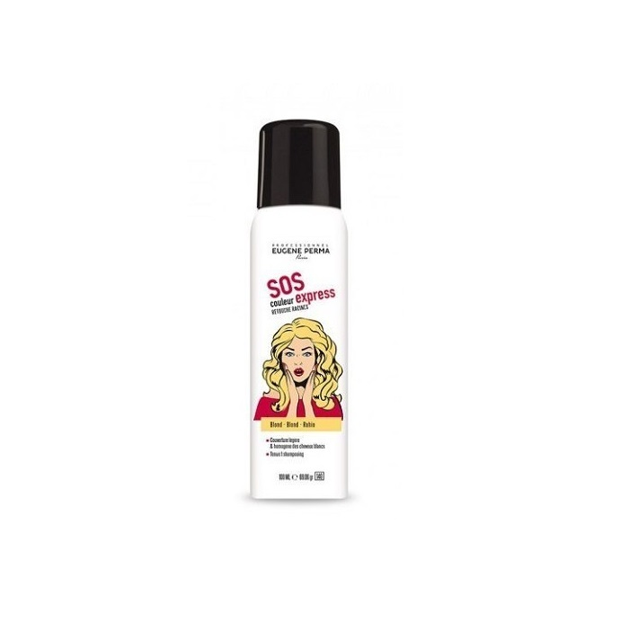 EUGENE PERMA SPRAY RETOQUES RAICES RUBIO 100ML