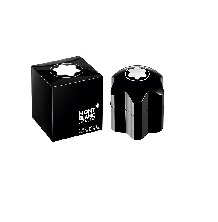 MONT BLANC EMBLEM EDT 40 ML