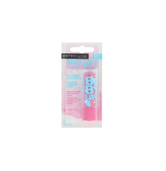 MAYBELLINE BABY LIPS SUGAR COOKIE 13