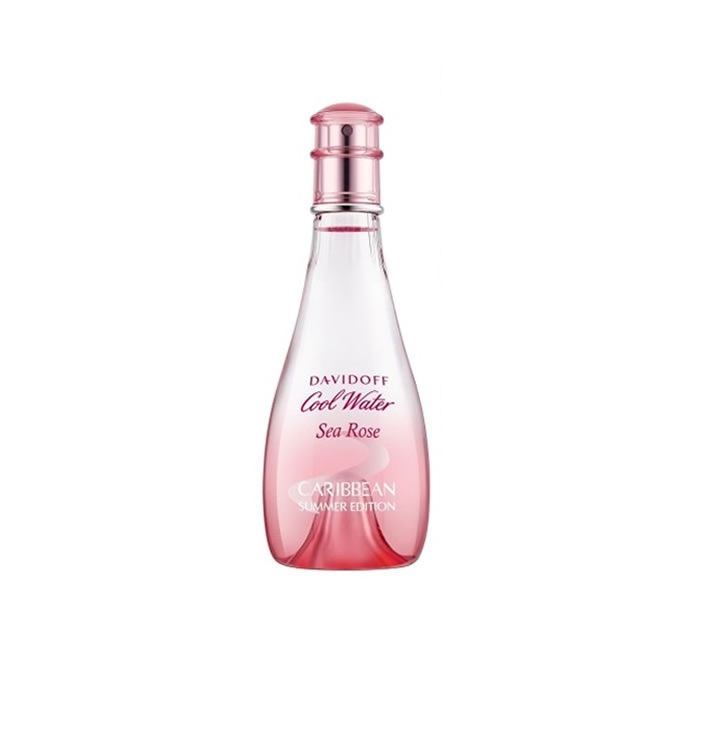 DAVIDOFF COOL WATER SEA ROSE EDT 100 ML VP.