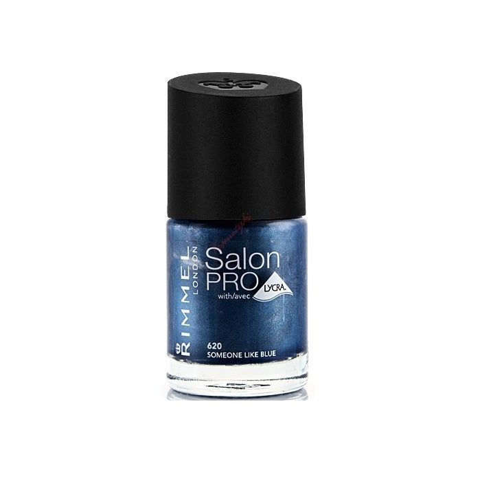 RIMMEL LONDON NAIL POLISH SALON PRO SOMEONE LIKE BLUE 620 12ML