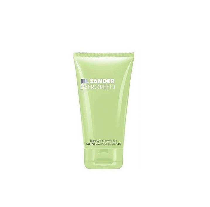 JIL SANDER EVERGREEN SHOWER GEL 150 ML