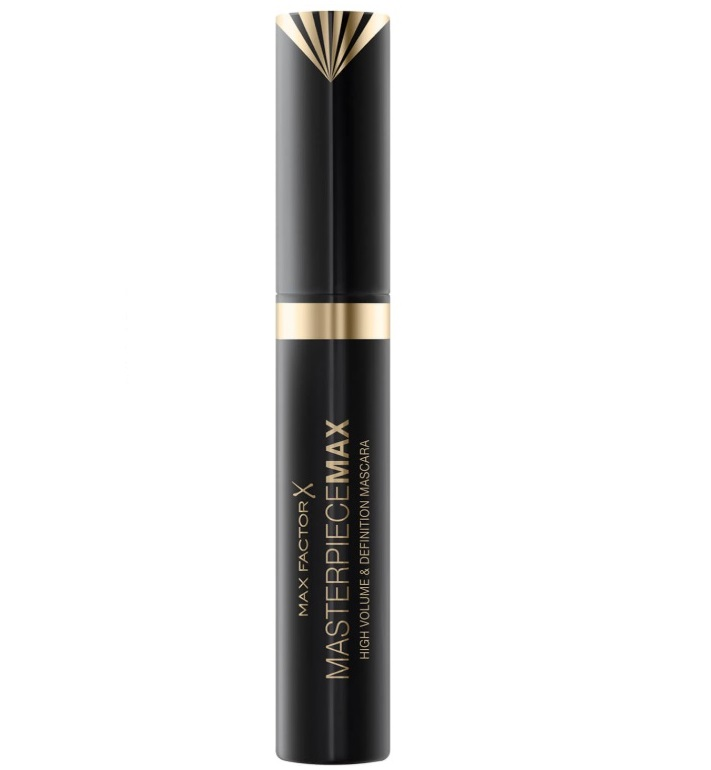 MAX FACTOR MASTERPIECE MAX MASCARA PESTAÑAS 001 BLACK
