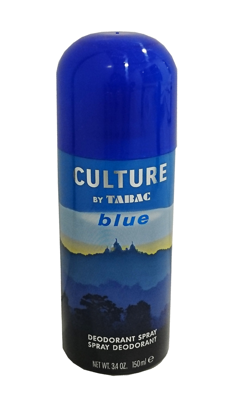 CULTURE BY TABAC BLUE DEO SPRAY 150 ML