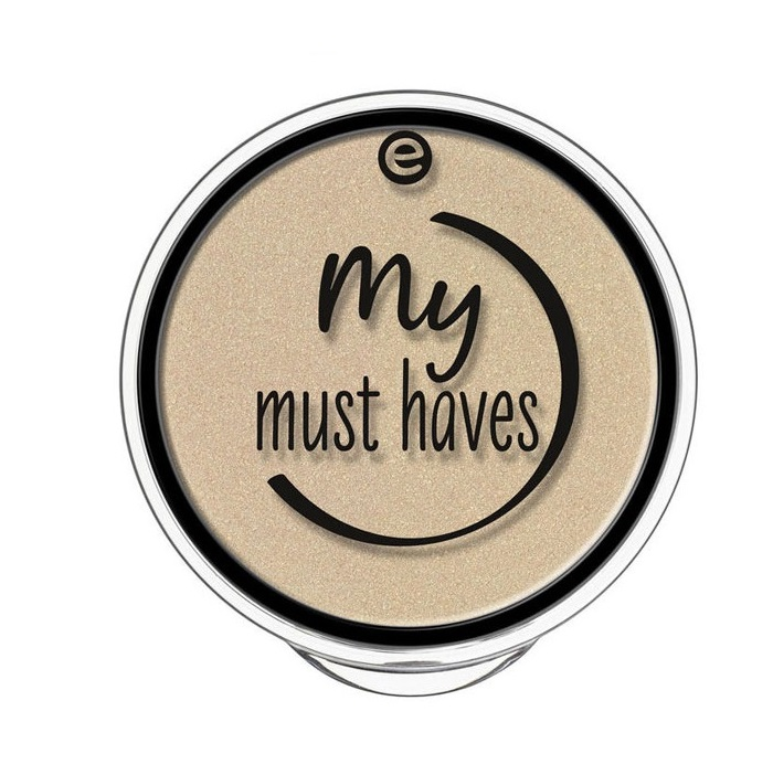 ESSENCE MY MUST HAVES POLVO HOLOGRÁFICO 01 HONESTLY ME