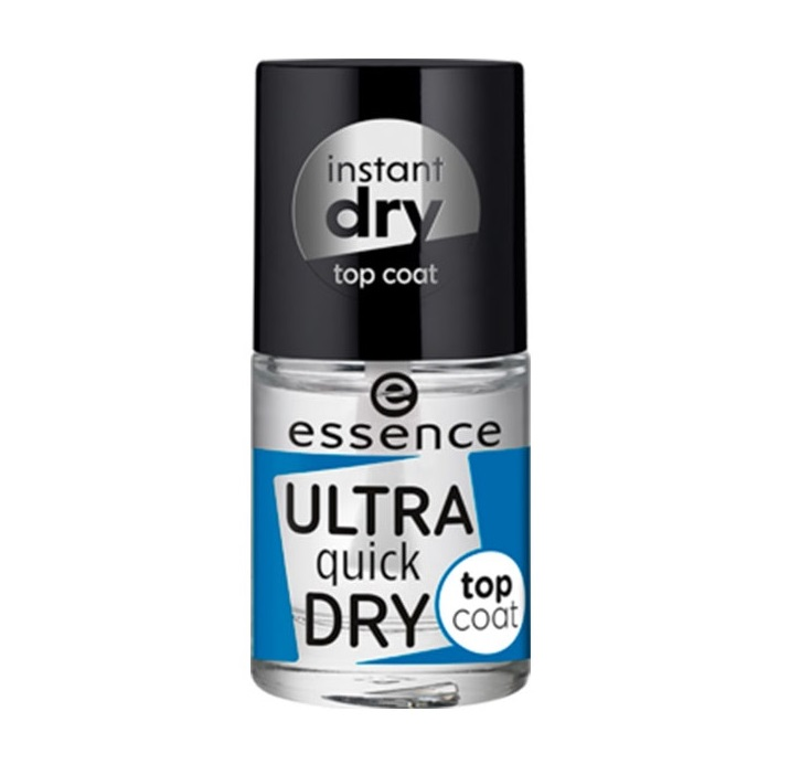 ESSENCE ULTRA QUICK DRY TOP COAT SECADO RAPIDO 8ML