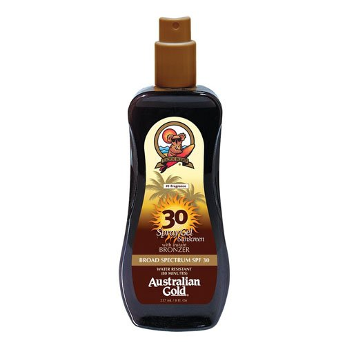 AUSTRALIAN GOLD SPRAY BRONCEADOR SPF 30 237 ML