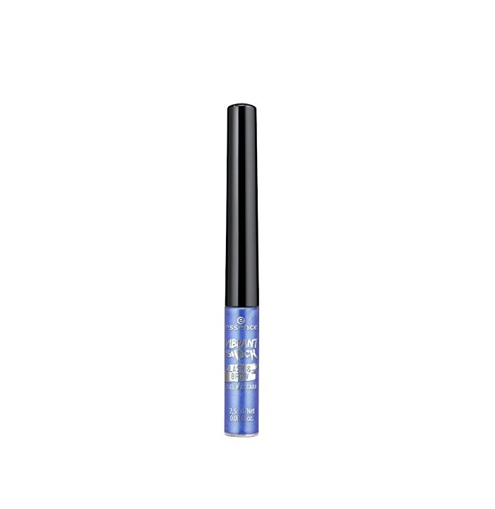 ESSENCE VIBRANT SHOCK GEL MASCARA PARA PESTAÑAS Y CEJAS 03