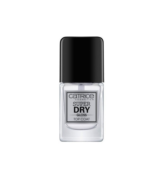 CATRICE TOP COAT GLOSS SUPER DRYING