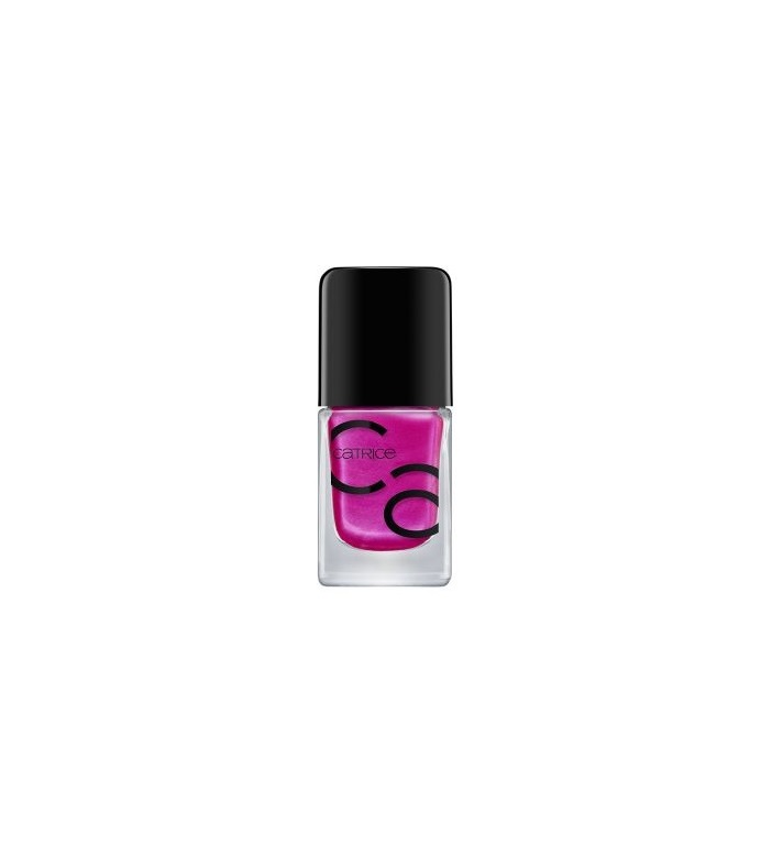 CATRICE ICONAILS GEL LACQUER NAIL POLISH 48 ALL\'S WELL THAT ENDS PINK