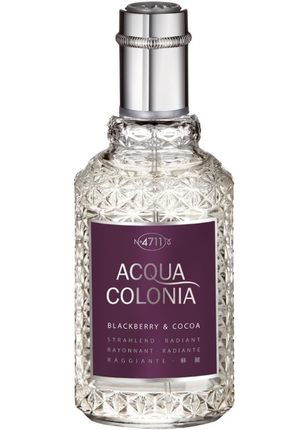 4711 ACQUA COLONIA BLACKBERRY & COCOA 50ML