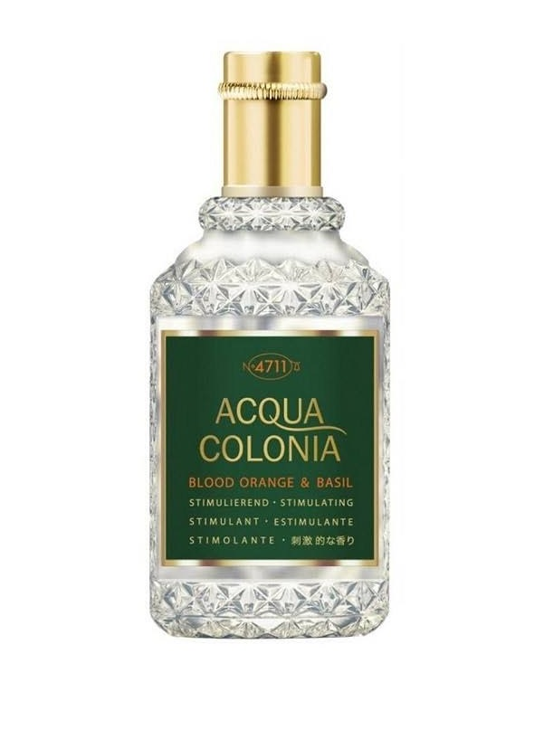 4711 ACQUA COLONIA BLOOD ORANGE & BASIL 50 ML