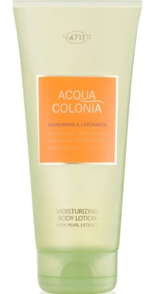 4711 ACQUA COLONIA MANDARINE & CARDAMOM  BODY LOCION 200ML