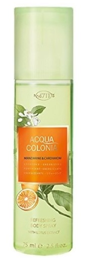 4711 ACQUA COLONIA MANDARINE & CARDAMOM BODY SPRAY 75ML