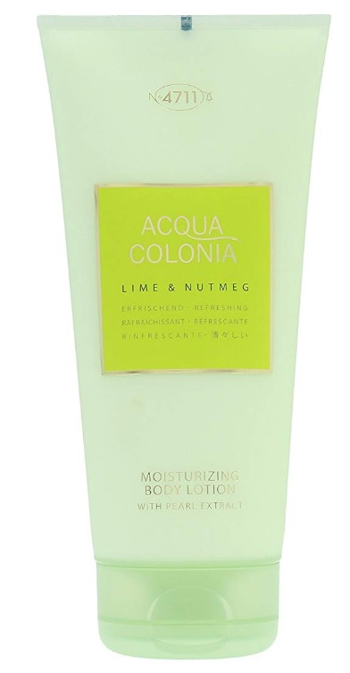 4711 ACQUA COLONIA LIME & NUTMEG BODY LOCION 200ML