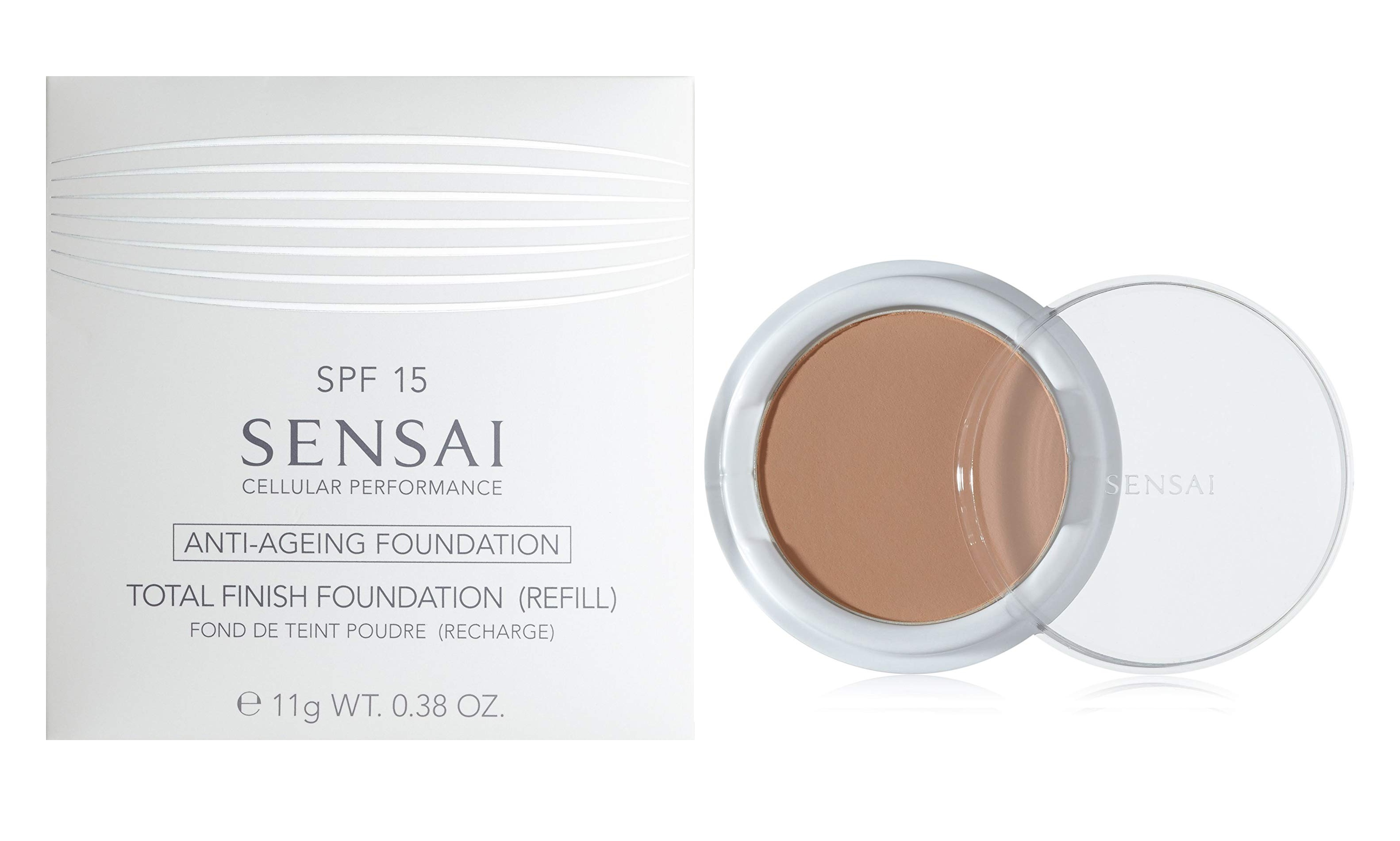 SENSAI TOTAL FINISH FOUNDATION COLOR TF13