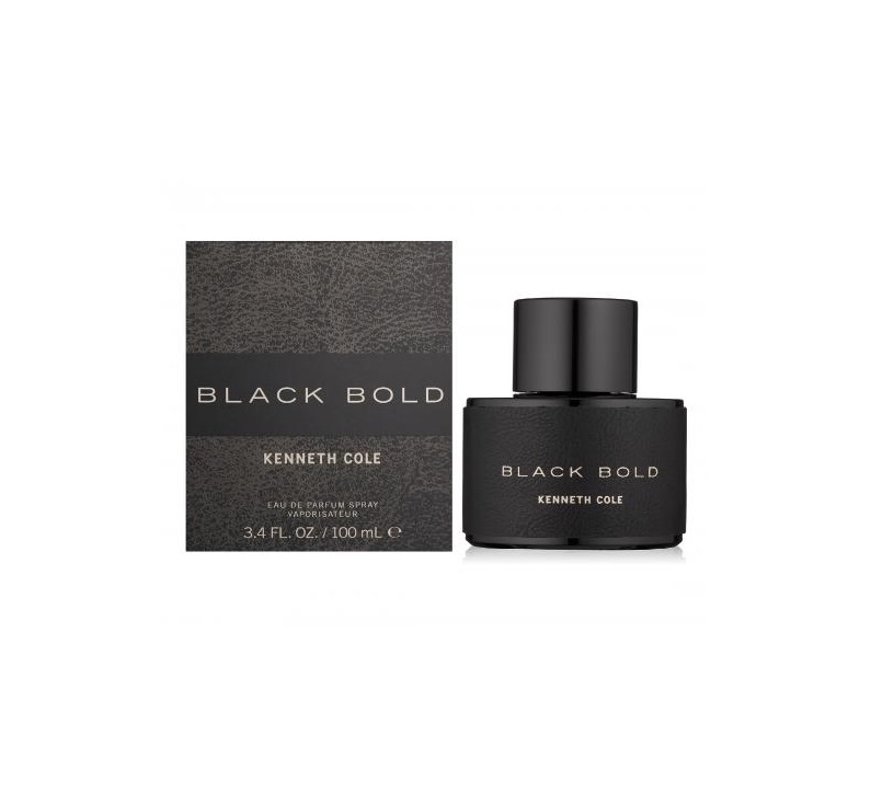 KENNETH COLE BLACK BOLD EDP 100 ML