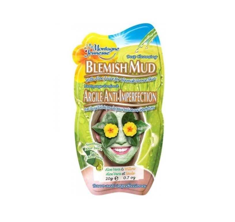 MONTAGNE JEUNESSE BLEMISH MUD MASCARILLA ANTI-IMPERFECCIONES