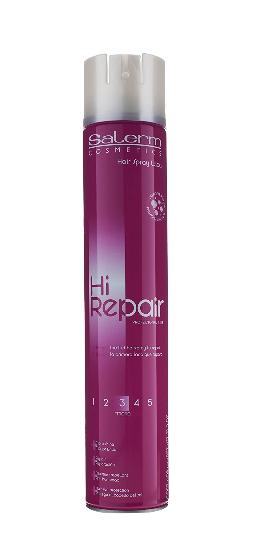 SALERM LACA HI REPAIR FUERTE 750 ML