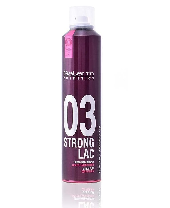 SALERM LACA PROLINE 03 STRONG 300 ML
