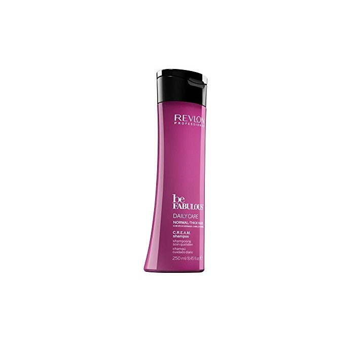 REVLON BE FABULOUS DAILY CARE NORMAL CREAM SHAMPOO 250 ML