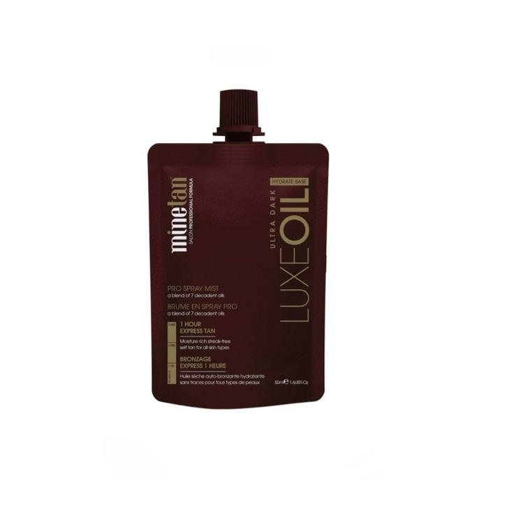 MINETAN SPRAY MIST AUTOBRONCEADOR LUXE OIL 50 ML