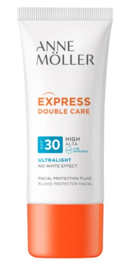 ANNE MOLLER EXPRESS CARE ULTRALIGHT FLUID SPF30 50ML