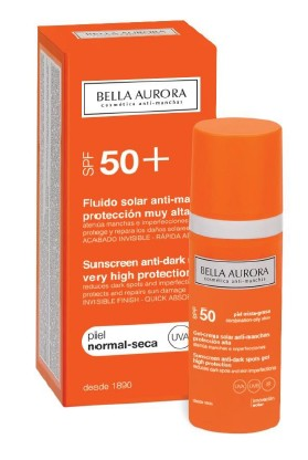 BELLA AURORA PROTECTOR SOLAR SPF 50 + P NORMAL/SECA 50 ML