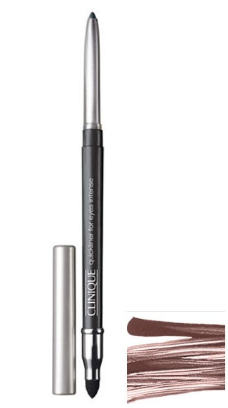 CLINIQUE QUICKLINER FOR EYES 03 DELINEADOR AUTOMATICO INTENSE CHOCOLATE 3 GR