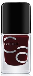 CATRICE ESMALTE DE UÑAS ICONAILS GEL 04 RED MIDNIGHT MYSTERY