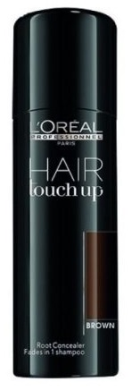L\'OREAL HAIR TOUCH UP BROWN SPRAY CORRECTOR DE RAICES MARRON 75 ML