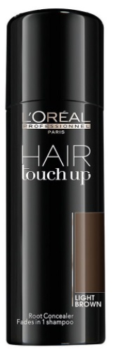 L\'OREAL HAIR TOUCH UP LIGHT BLOND SPRAY CORRECTOR DE RAICES RUBIO CLARO 75 ML