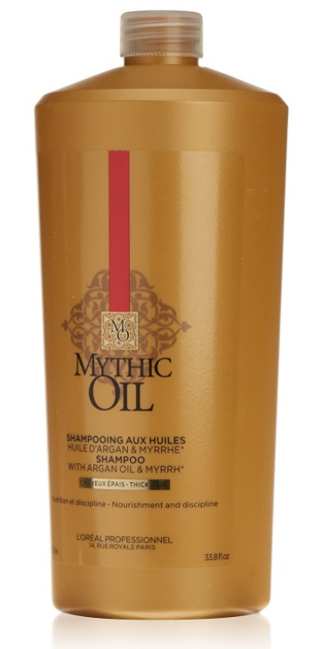 L´OREAL MYTHIC OIL FINE CHAMPU CABELLO NORMAL O FINO 1000 ML