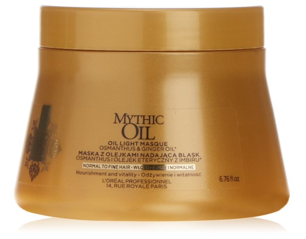 L\'OREAL MYTHIC OIL MASCARILLA CABELLO NORMAL O FINO 200 ML