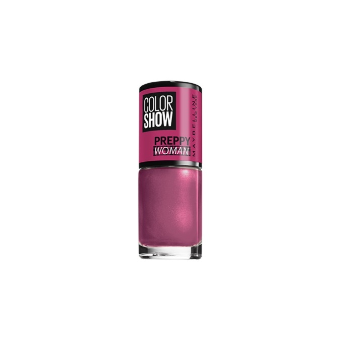 MAYBELLINE COLOR SHOW PREPPY WOMAN DEAR MAGENTA 471 7ML