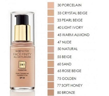 max factor 3 in 1 bronze 80
