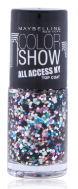 MAYBELLINE COLOR SHOW ALL ACCES NY BROADWAY LIGHTS 423 7ML