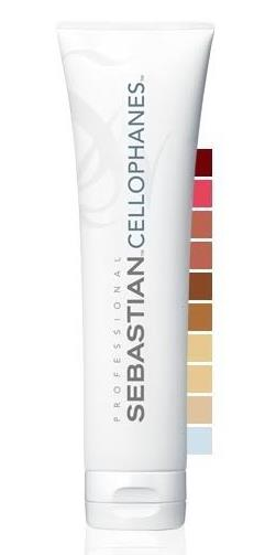 SEBASTIAN CELLOPHANES COLOR REVITALIZER CASIS RED 300 ML