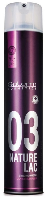 SALERM STRONG LAC PRO·LINE LACA FIJACION FUERTE 500 ML