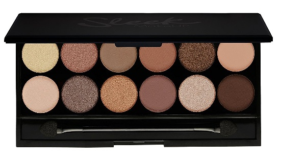 SLEEK MAKE UP EYESHADOW PALETTE (A NEW DAY)
