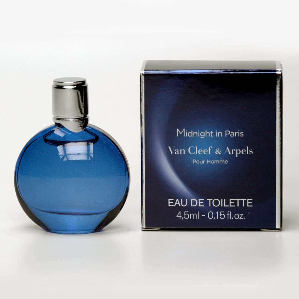 VAN CLEEF & ARPELS MIDNIGHT IN PARIS EDT 5 ML MINIATURA ESPECIAL BODAS